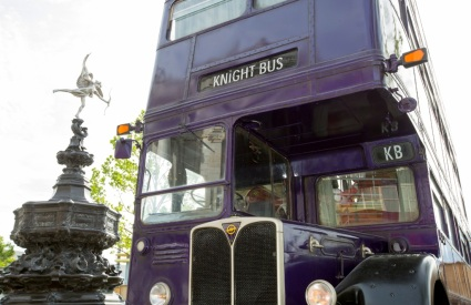 Knight Bus at London